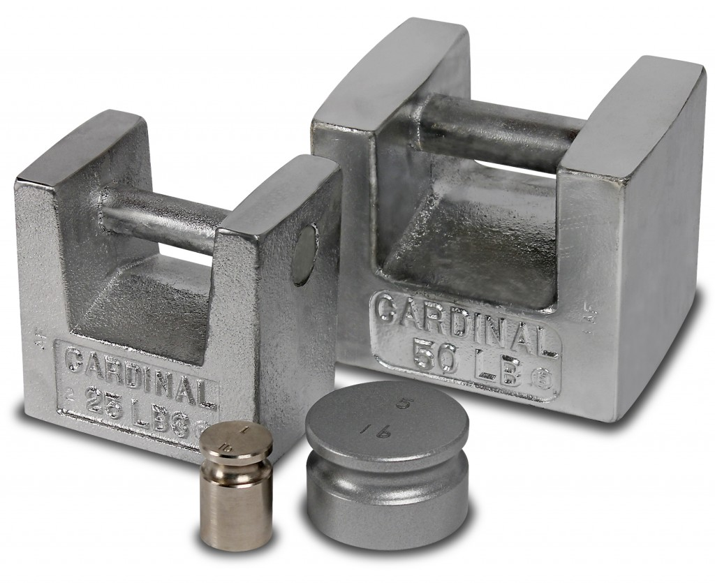 Scale Calibration Weights >> Test Weights Nist Class F Cardinal Scale